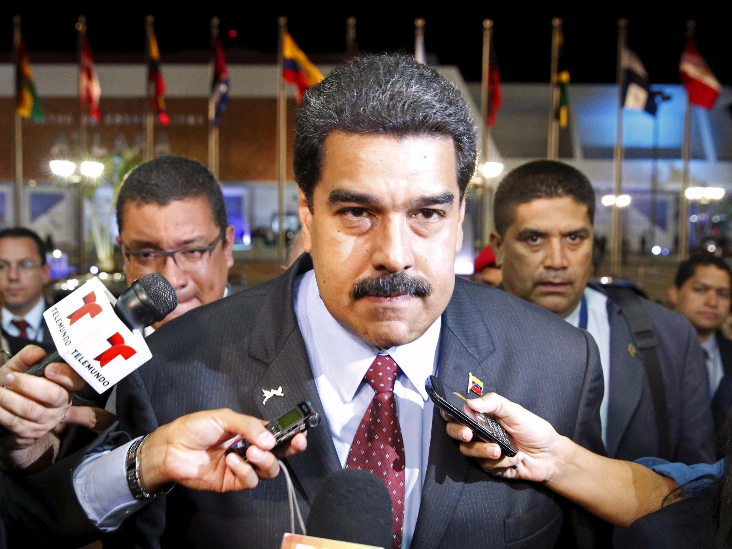 Predsjednik Venezuele Nicolas Maduro.Reuters
